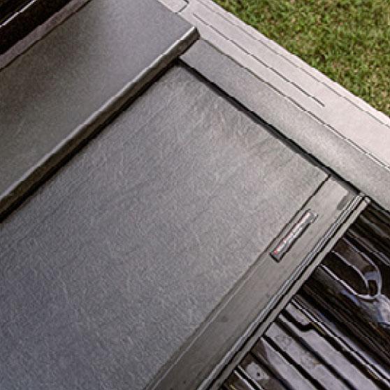 Cubierta para caja retractil