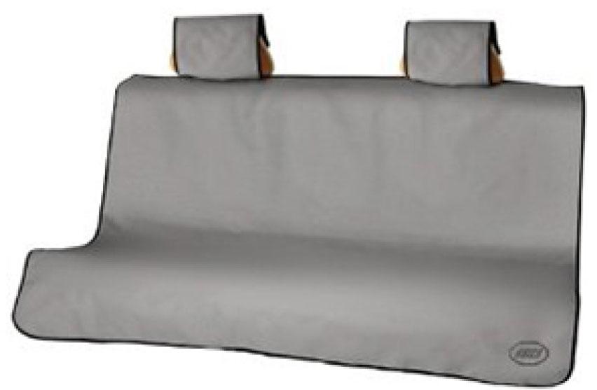 Protectores de asiento trasero\ color gris