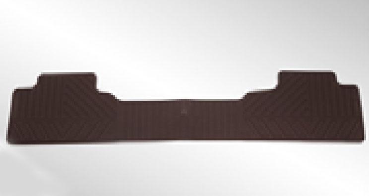 Tapetes de vinil traseros - Cocoa\1 pieza