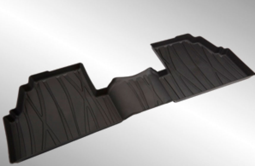 Floor liners segunda fila