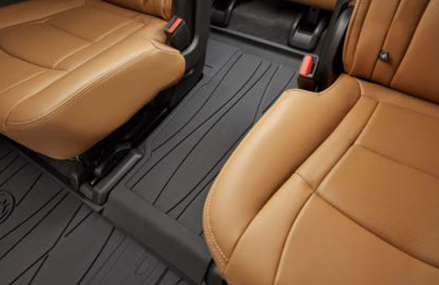 Floor liner premium - Tercera fila