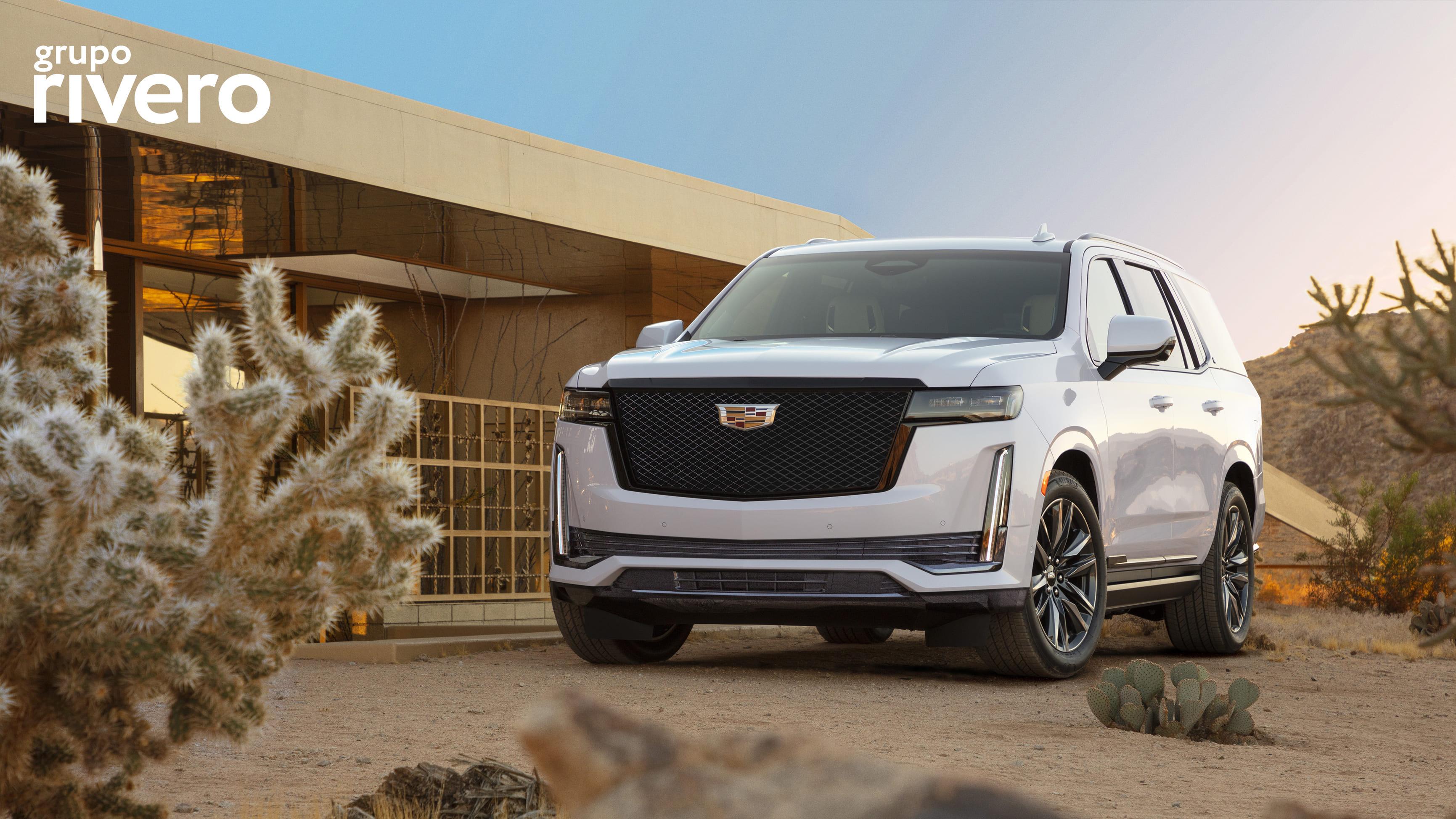 CADILLAC ESCALADE SUV 2021 galeria 0