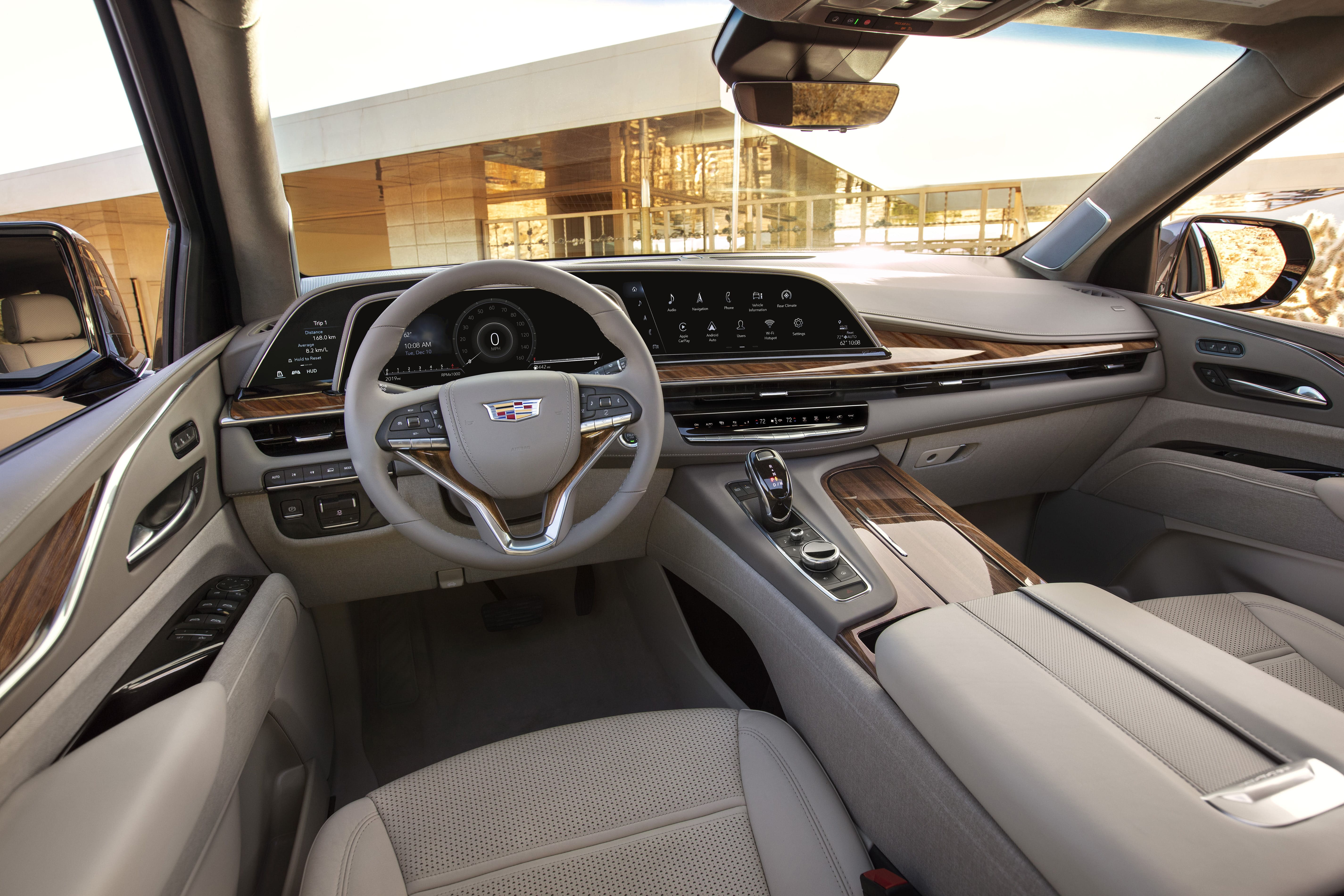 CADILLAC ESCALADE SUV 2021 galeria 4